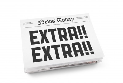 Newspaper Extra Extra — The People Equation