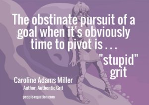 stupid grit quote